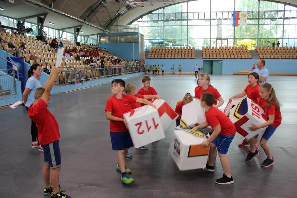 Otroške varnostne olimpijade